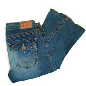 Vintage True Religion Disco Joey Big T Flare 29